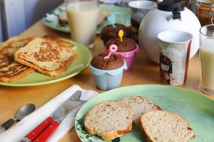 Brunch Gourmand entre Blogueuses ! Fullyfunny & Kelyrin Bento