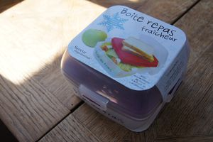 Product Review -- La boîte Fresh de chez Carr*four