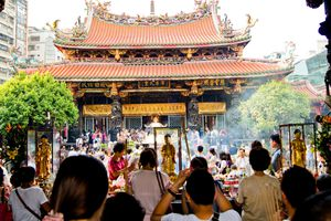 Taipei Visit, Long Shan Temple