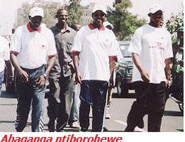 RWANDA/GUTABAZA : Ngo abaganga baba batangiye gutekereza inzira y'ubuhunzi kubera imibereho yabo y'ejo hazaza!