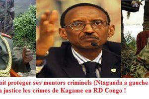 Le Rwanda a compris que Ntaganda est une carte qu'il ne peut plus jouer