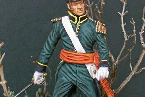 Officier du 2ème régiment de Nassau