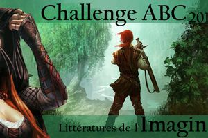 Challenge ABC IMAGINAIRE 2013