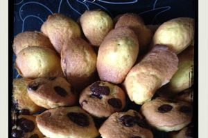 madeleines ,nouvelle recette