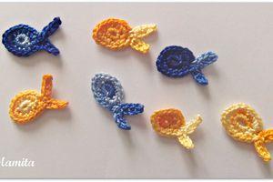Crochet : poissons