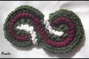 Freebeanie : la double spirale