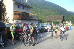 Tour du Taillefer 17/08/2012