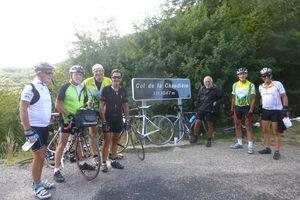 Saillans-Col de la Chaudière-Col de Pennes-10 septembre 2013