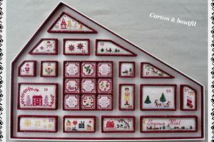 "Concours Revue Cartonnage & broderie ""Ambiance Noël"""
