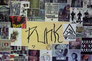 Démarrage réussi pour l'expo punk d'Eloïse