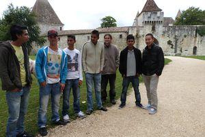 Notre visite du château de bridoire par Erzorig
