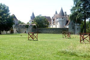 Le Château de Bridoire par Kévin