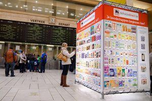 Le cube Delhaizedirect.be confirme les chiffres de Tesco Seoul : excellent ROI pour ces opérations de commerce multi access.