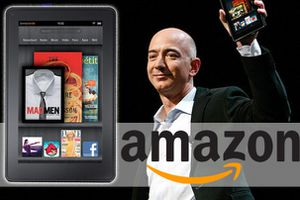 La tablette Kindle Fire d'Amazon peut elle résister au boycott des enseignes leader du mass market .