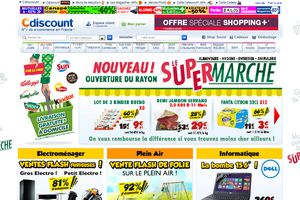 C-Discount s'inspire virtuellement de Costco : le supermarché des packs ...