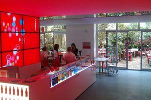 L'espace 125 Coca cola : musée éphèmère et store experience... à voir absolument.
