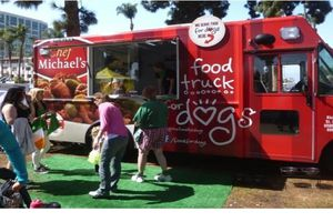 Dog in USA 3 : Food Truck .....pour Chien