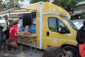 Fast Casual & Food Truck : Le Macadam & Glace Mobile