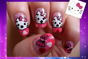 """concours """"hello kitty bling bling """""""