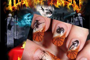 déco Halloween pour subliminail