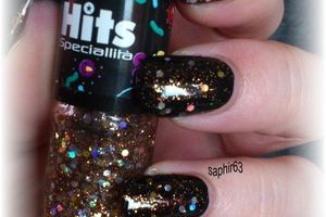 Hits golden disco - stick and nails