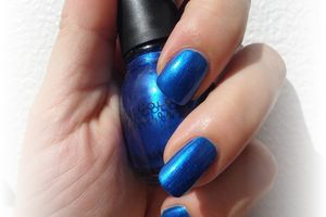 """sinful color """" midnight blue """""""