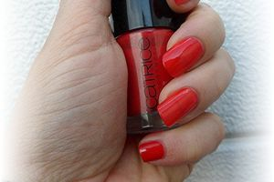 "vernis catrice "" bloody mary to go """