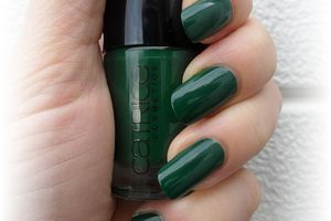 "vernis catrice "" run forest run """