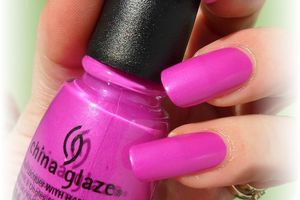 "vernis china glaze "" beach cruise-r "" kristal beauté"