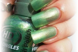 HD modelite - nails papillons