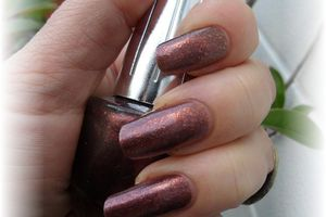 vernis dusty star de nail angel