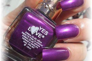 vernis yes love N09 - kristal beauté