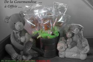 CONCOURS DE LA GOURMANDISE A OFFRIR ....