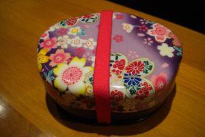 Bento 6 décembre 2012