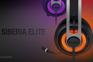 [test] Siberia Elite de Steelseries (Casque Dolby 7.1)