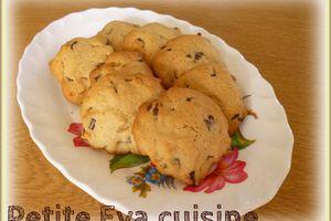 Cookies aux pépites de chocolat Chunk ... pour un aprèm' entre copines !