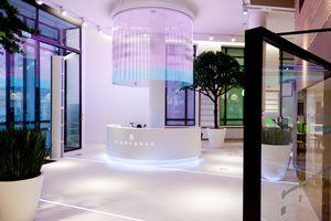 Un award Interior Design pour l'agencement d'un megastore banquier-immobilier