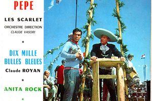 Claude Royan - dix mille bulles bleues - orch: C.Vasori - 1961