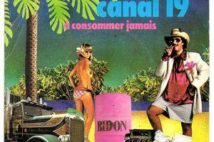 françois beranger : canal 19 - 1981