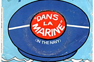 french navy - dans la marine (in the navy)1979
