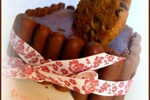 Cheesecake chocolat and cookies