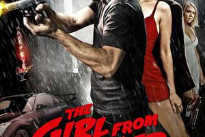 The Girl from the Naked Eye (BANDE ANNONCE VO 2011) avec Jason Yee, Samantha Streets