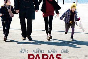 Les papas du dimanche (6 EXTRAITS) avec Thierry Neuvic, Hélène Fillières - 25 01 2012