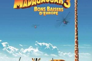 Madagascar 3 : Bons Baisers d'Europe (BANDE ANNONCE VF et VOST) 06 06 2012 (Madagascar 3 : Europe's Most Wanted)