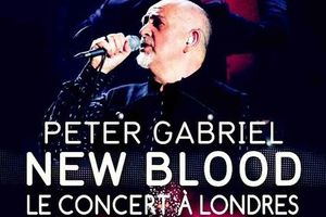 Peter Gabriel - New Blood (BANDE ANNONCE) 20 10 2011