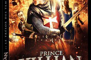 PRINCE KILLIAN (BANDE ANNONCE VF et VO 2011) en DVD le 18 10 2012 (El Capitán Trueno y el Santo Grial)