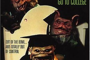 Ghoulies III : Ghoulies Go to College (BANDE ANNONCE VO 1991) avec Jason Scott Lee, Eva La Rue
