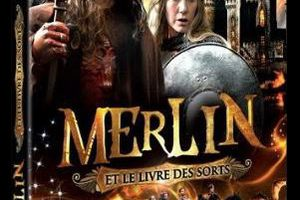 Merlin et le livre des sorts (BANDE ANNONCE VO 2010) en DVD le 03 05 2012 avec James Callis (Merlin and the Book of Beasts)