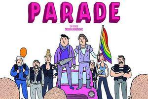 LA PARADE (Parada) (BANDE ANNONCE VOST) avec Nikola Kojo, Milos Samolov, Hristina Popovic - 16 01 2013