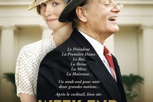 Week-end Royal (BANDE ANNONCE VOST) avec Bill Murray, Laura Linney (Hyde Park on Hudson)